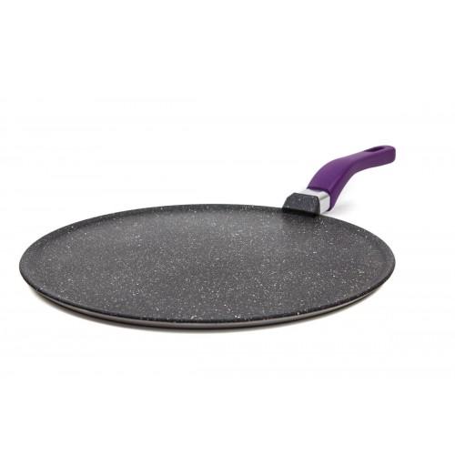 Teglia Classic Stone Purple diam 30 cm
